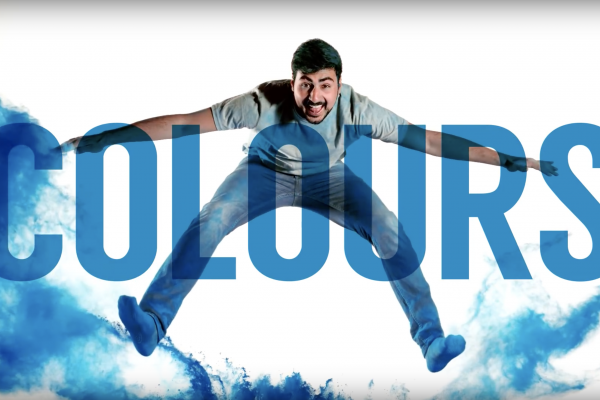 University of South Wales – Unleash Your Colours